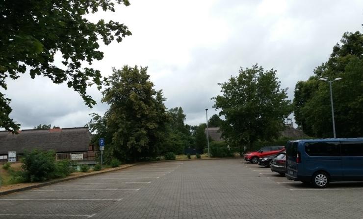 Nettoparkplatz